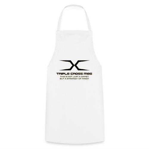 TRIPLE CROSS MEG - Cooking Apron