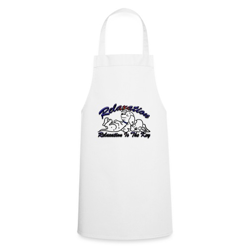 Relaxation Is The Key - Cooking Apron
