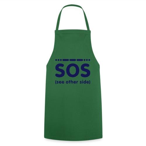 SOS - Keukenschort