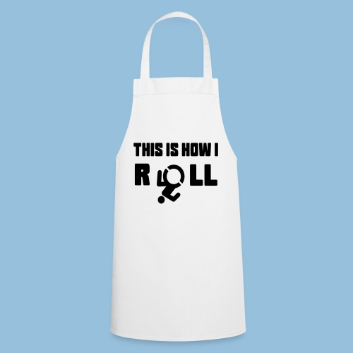 This is how i roll 007 - Keukenschort