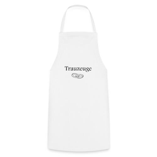 Trauzeuge - Kochschürze