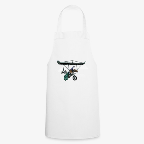 Flight of the Peacock - Cooking Apron