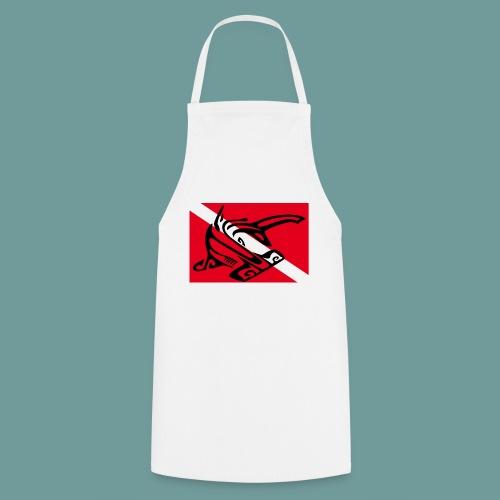 flag_ham_shark - Tablier de cuisine