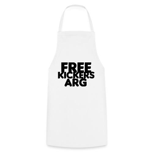 T SHIRT FREEKICKERSARG - Delantal de cocina