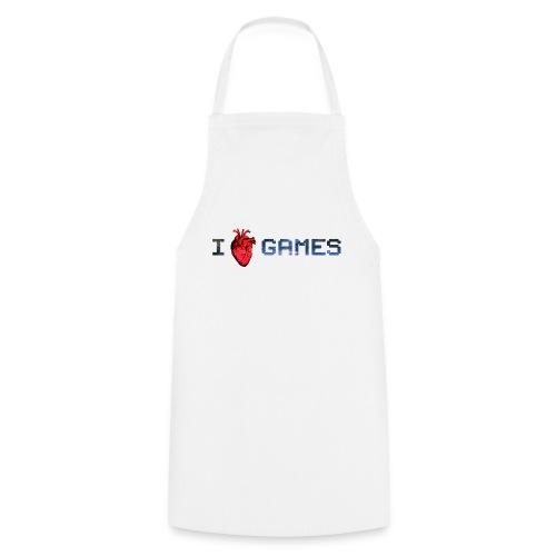 i_love_games-jpg - Grembiule da cucina