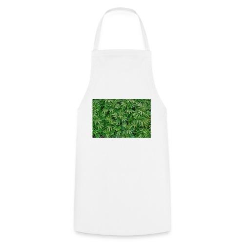 cannabis jpg - Kochschürze