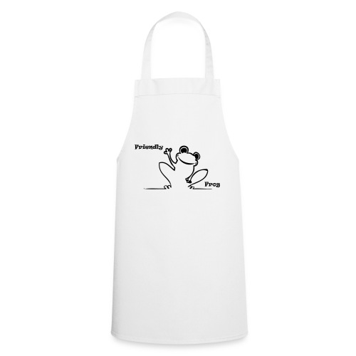 friendly_frog - Cooking Apron
