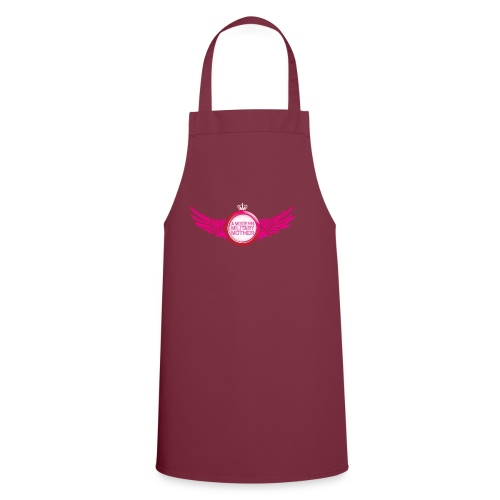 Domestic Slave Boat Neck Long sleeve top - Cooking Apron