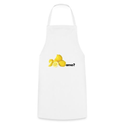 limoni_amo - Grembiule da cucina
