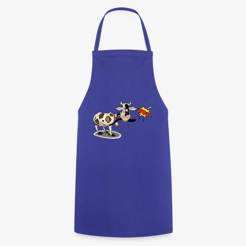 Vaquita - Delantal de cocina