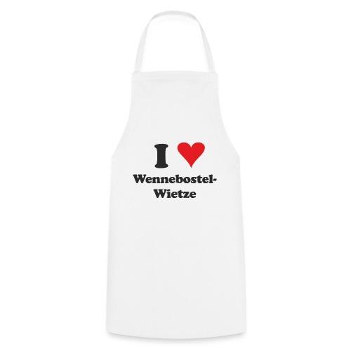 I Love Wennebostel-Wietze - Kochschürze