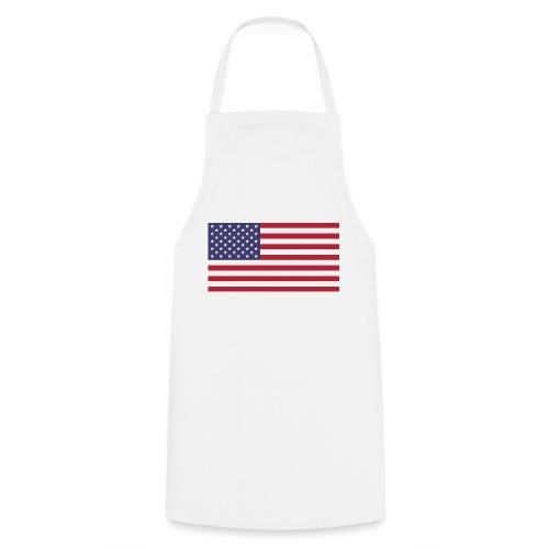 USA flagg - Kokkeforkle