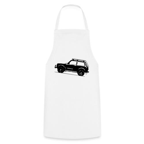 Lada Niva 2121 Russin 4x4 - Kochschürze
