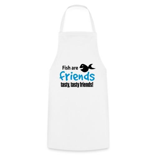 Fisk er venner - Kokkeforkle