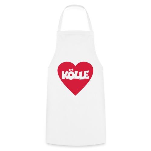 I Love Kölle - Ein Herz für Köln - Kochschürze