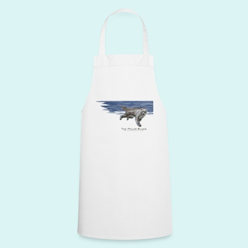 Polar-Blues-SpSh - Cooking Apron
