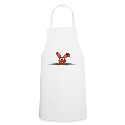 Cute bunny in the pocket - Grembiule da cucina