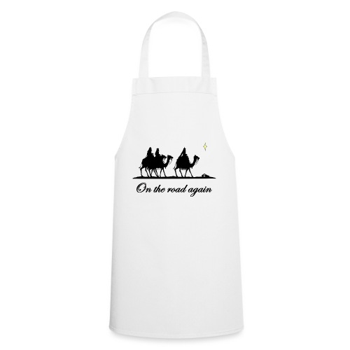 Xmas Edition on the Road again - Cooking Apron