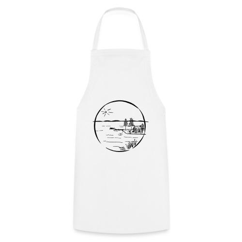 île idyllique - Tablier de cuisine
