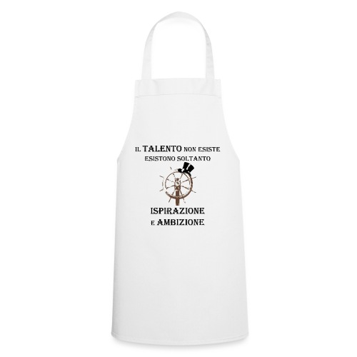 ispirazione e ambizione... roventi - Grembiule da cucina