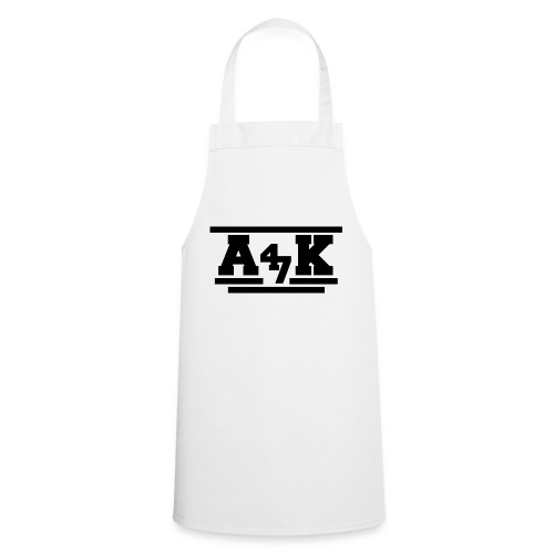 - A _K - - Cooking Apron