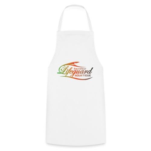 lifeguard multicolor - Tablier de cuisine