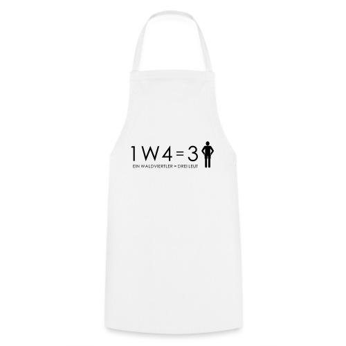 1W4 3L - Kochschürze