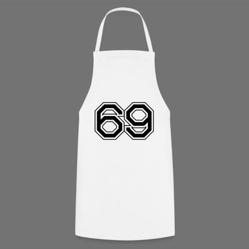 Rok 69 - Fartuch kuchenny