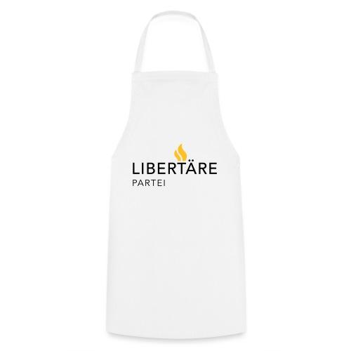 Logo Libertaere Partei - Kochschürze