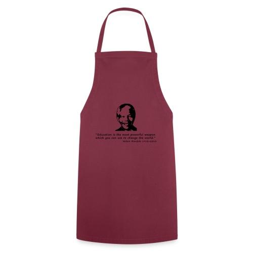 Nelson Mandela - Kochschürze