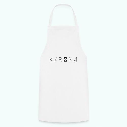 karena logo - Cooking Apron