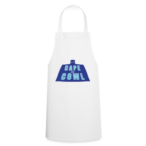 Cape and Cowl Classic Logo Tee - Cooking Apron