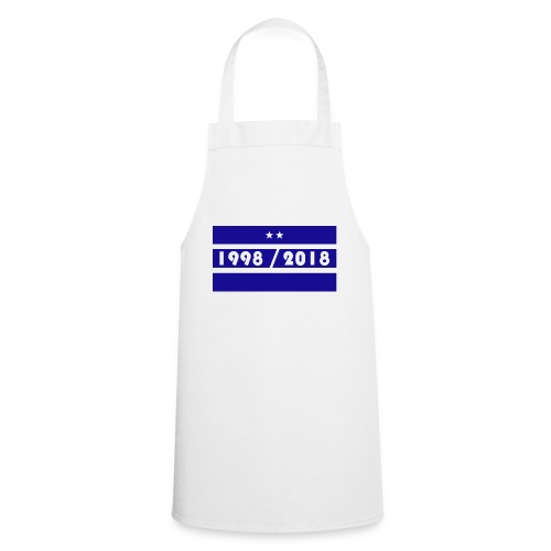 1998 / 2018 - Tablier de cuisine