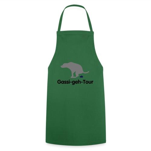 gassigehen - Kochschürze