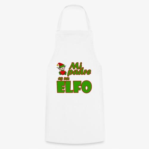 Padre Elfo - Delantal de cocina