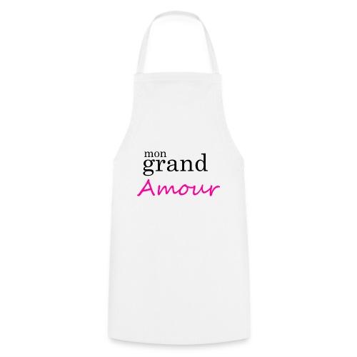 Mon grand amour - Tablier de cuisine