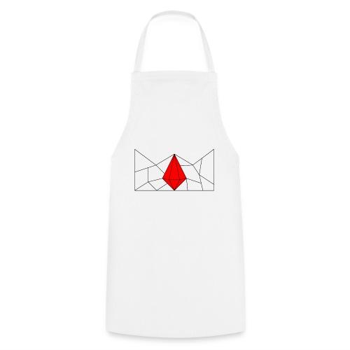 Red kngdm Cap - Kochschürze