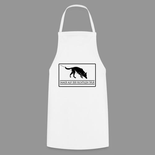 Fährtenhund - Kochschürze