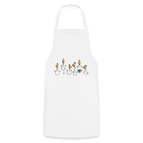 crazy chicken - Kochschürze