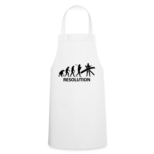 Resolution Evolution Army - Cooking Apron