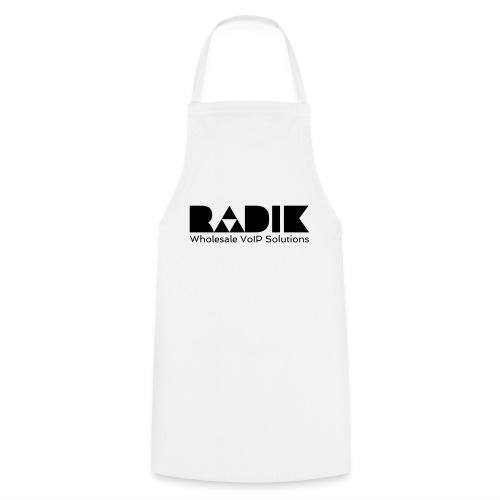 radik logo 1kleur wholesalevoipsolutions - Keukenschort