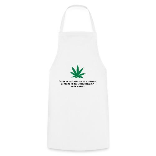 Cannabis - Kochschürze