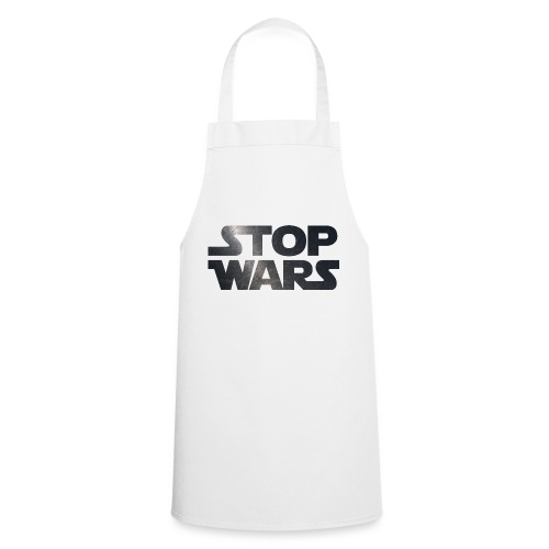 STOP WARS - Cooking Apron