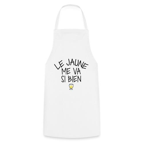 LE JAUNE ME VA SI BIEN - Tablier de cuisine