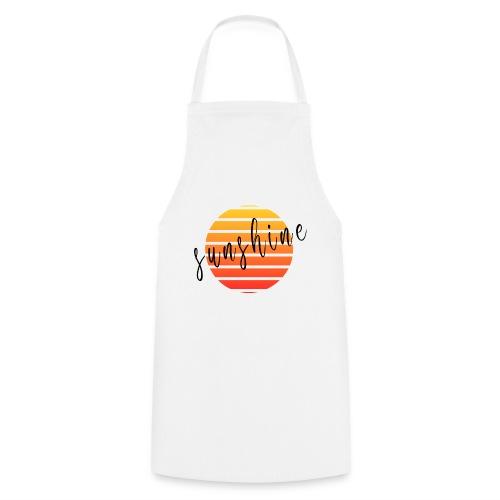 Sunshine - Tablier de cuisine