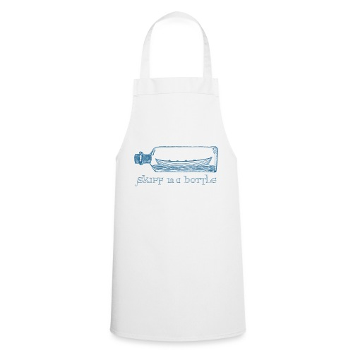 skiff in a bottle - Cooking Apron