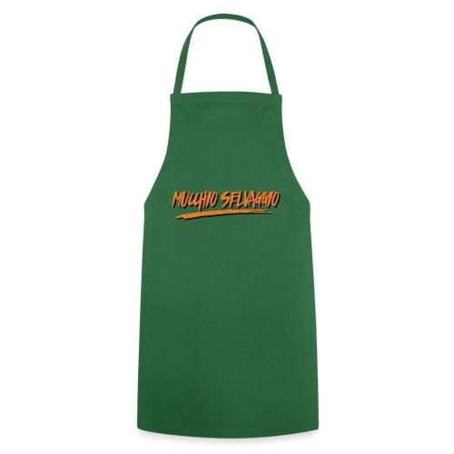 Mucchio Selvaggio 2016 Dirty Orange - Grembiule da cucina