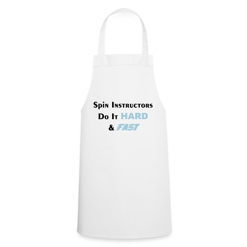 Spin Instructors - Cooking Apron