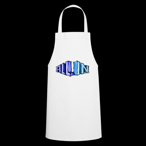 All In scribble - Cooking Apron