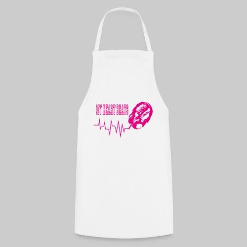 musicbeat_pink - Cooking Apron